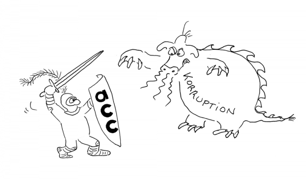 anti corruption consulting cartoons by roth image