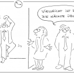 WKO-betriebliches-Gesaundheitsmanagement-Cartoon-image
