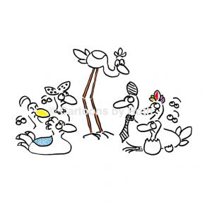Disability Diversity Cartoon product image