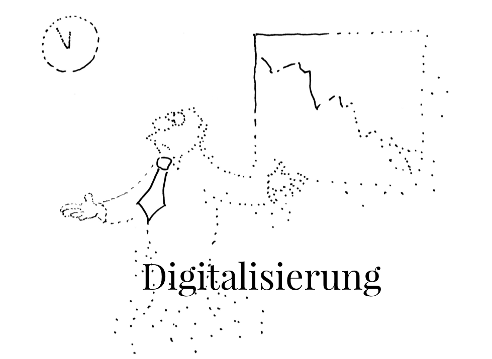Cartoon-Digitalisierung-Cartoons by Roth