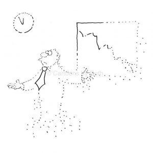 Digitalisierung-Cartoon-Produktbild