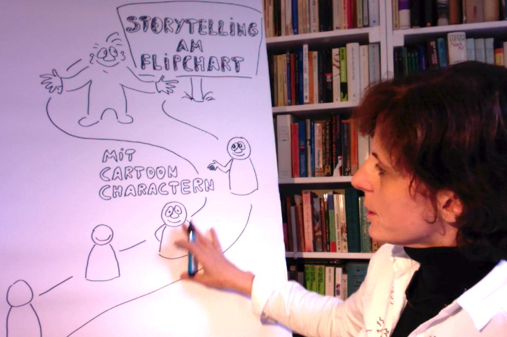 Cartoons by Roth Online Kurs Visual Storytelling