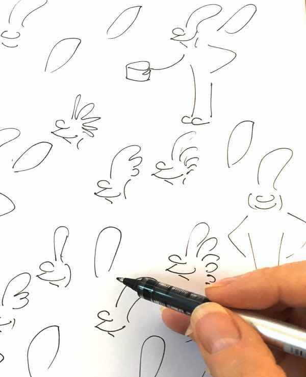 Figuren Zeichnen Character Design