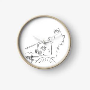 Einspänner Uhr
