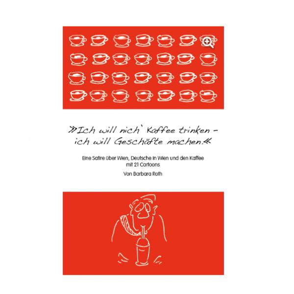 Wiener Kaffee Satire Buchcover Produkt Imagebild