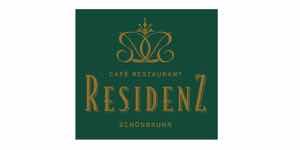 Logo Cafe Residenz, Querfeld