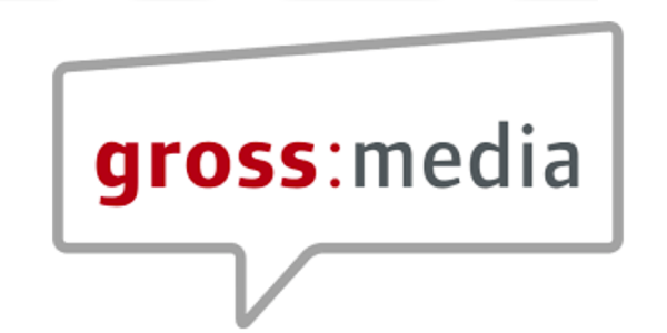 Gross media Logo