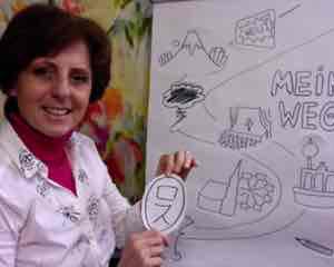 Barbara Roth Visual Storytelling Flipchart