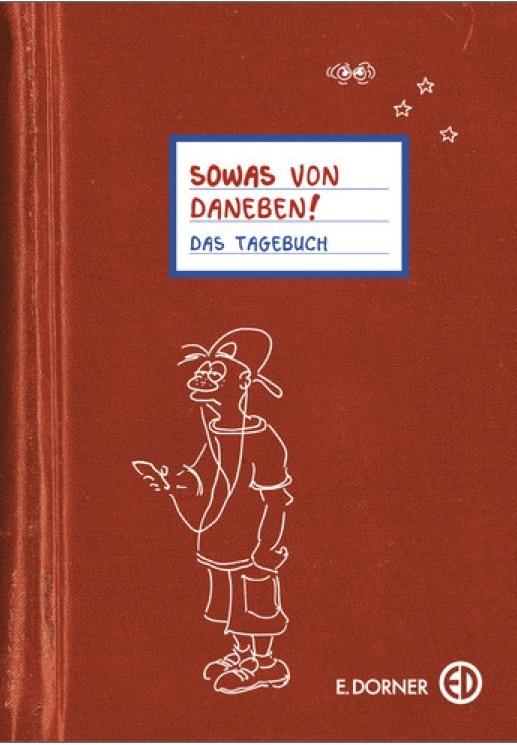 Lehrmaterial Dorner Verlag mit Cartoon Illustrationen Cover Image
