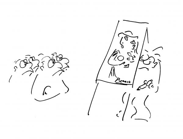 Zeichentipps Visualisieren Präsentieren Image