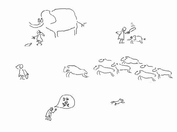 Online Kurs Level 2 Figuren zeichnen