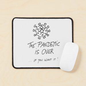 Mauspad Pandemie ist vorbei Produktbild